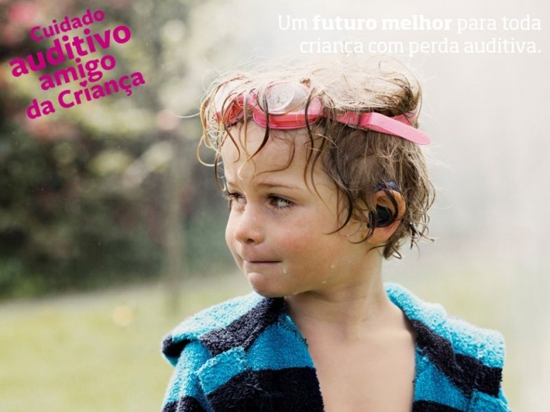 Aparelho Auditivo Infantil Preço em Limeira - Venda de Aparelho Auditivo
